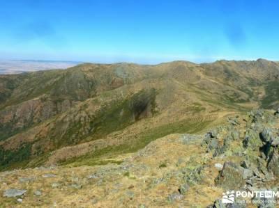 Pico Santuy; El Cerrón; que sitios visitar en madrid;parque natural toledo;guia de senderismo